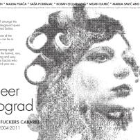 Poster for BFI film festival: 2011 designer: Ola Podgorska
